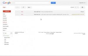Brouillon gmail
