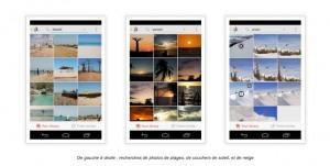 Google+ recherche photos