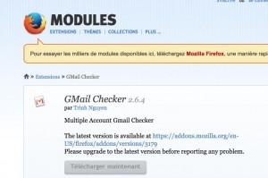 GMail Checker
