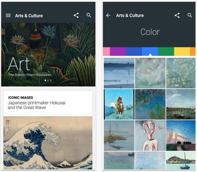 google arts