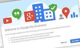 Google my business local