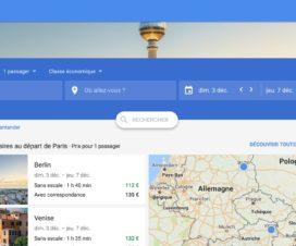 Google vols